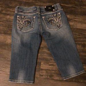 Miss Me Bermuda jeans